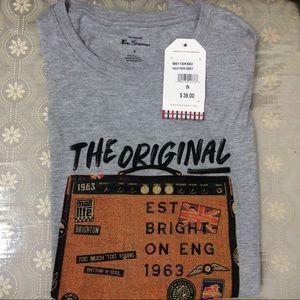 Men's Ben Sherman Guitar Amp T-Shirt